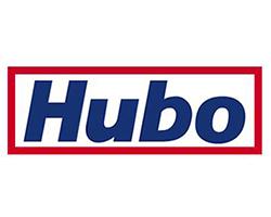 het logo van hubo