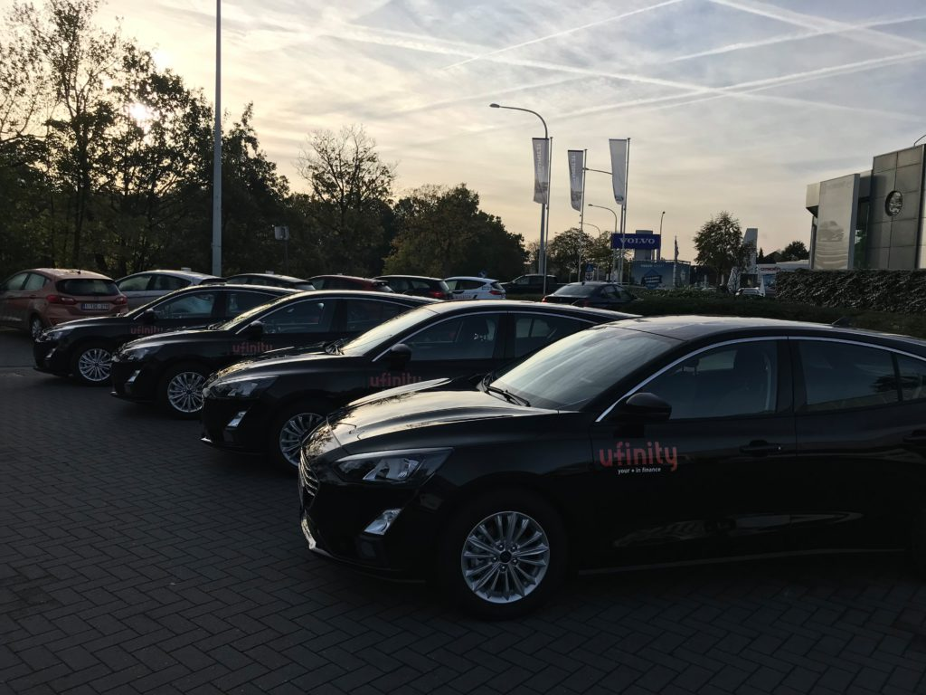 4 ford focus wagens
