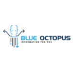 logo bleu octopus